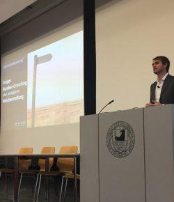 """Gastvortrag """"Vertriebssteuerung"""" – Freie Universität Berlin"""