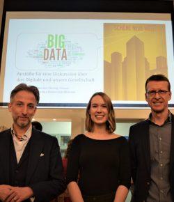 """""""Schöne neue Big Data-Welt"""" – Podiumsdiskussion an der WWU"""