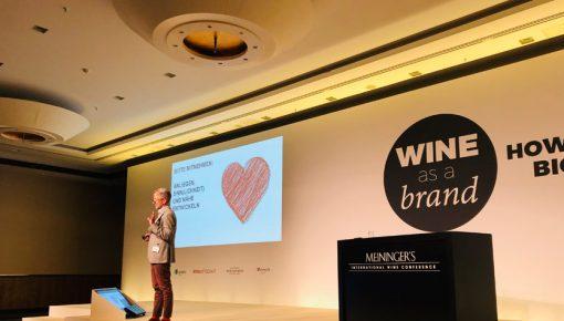 """Vortrag """"Was (Wein-)Marken groß macht"""" (Meiningers International Wine Conference)"""