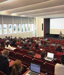 """Gastvortrag """"Vertriebs-steuerung"""" – Freie Universität Berlin"""