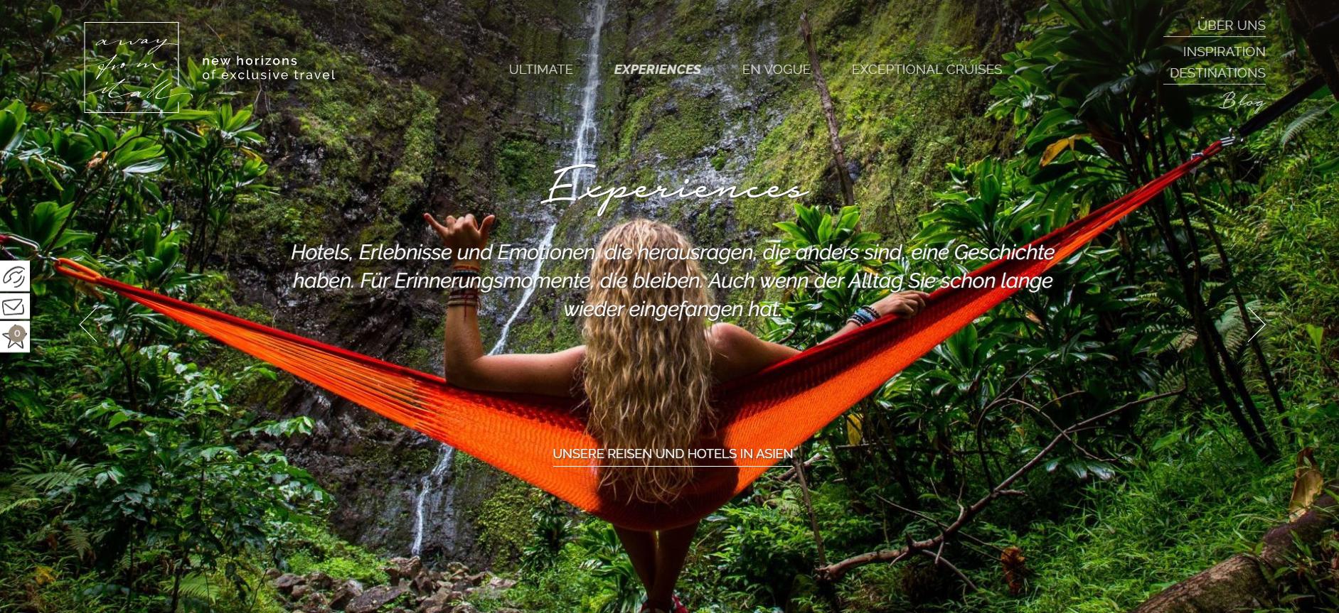 KEYLENS entwickelt kundenzentriertes D2C-Geschäftsmodell für Luxuserlebnisreisen!