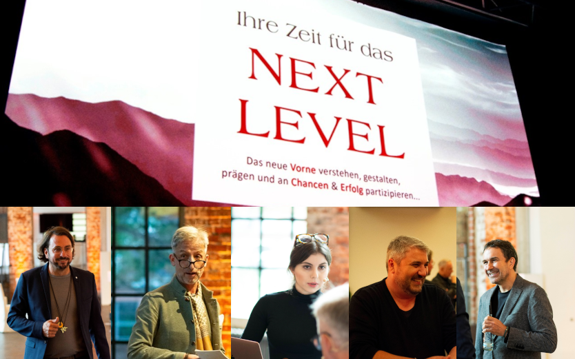 Next Level Event mit Top Luxus-Juwelieren –  German Finest und KEYLENS mit richtungsweisender Schmuck-Initiative